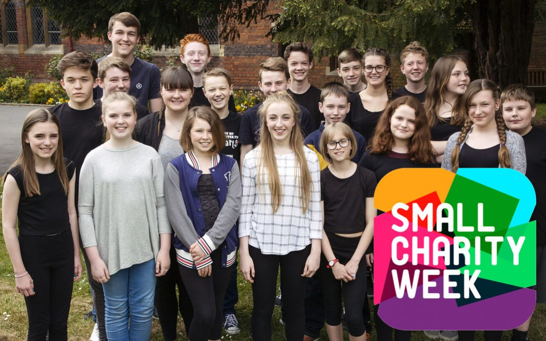 Celebrating Small Charity Week