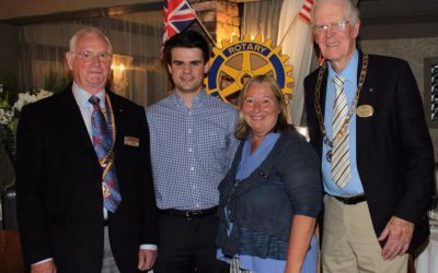 Rotary Clubs support KYDS