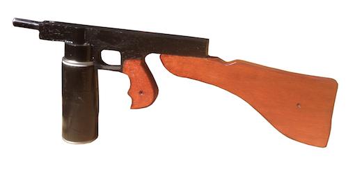 Splurge Gun