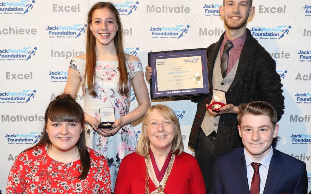 An evening at the Jack Petchey Awards
